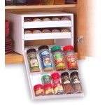 kitchen cupboard spice rack