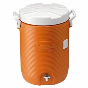 5 gallon insulated water jug and cooler