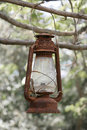 outdoor copper gas lantern