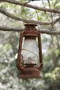 outdoor copper gas lantern