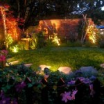 garden lighting and backyard lights