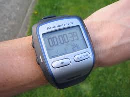 garmin gps running sports watch