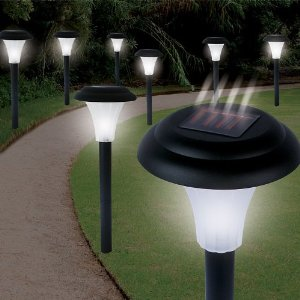 Garden Lighting And Solar Lights