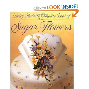 sugar paste flowers and instructions