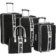 Diane von Furstenberg luggage