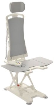 medical or disabled bath seat chair image