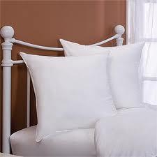 euro square pillows