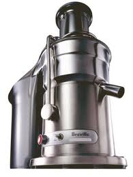 A Healthy Lifestyle And The Breville 800JEXL Juicer