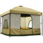 ozark trail hanging tent gazebo