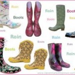 Shopping For Rain Boots