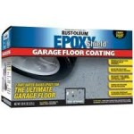 rustoleum epoxy garage floor coating