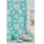 seashell bath decor