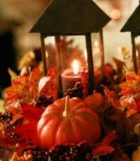 Make Your Own Fall Wedding Centerpieces