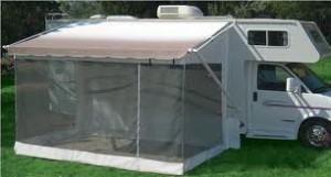 motohome awnings and gazebo tents