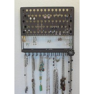Space Saving Jewelry Organizers