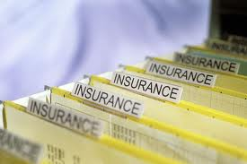different kinds of insurance coverage