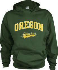 Oregon ducks sweatshirts
