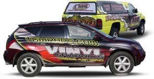 mobile car advertising using vehicle wraps
