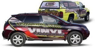 mobile car advertising using vehicle wraps