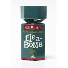 do flea bombs work