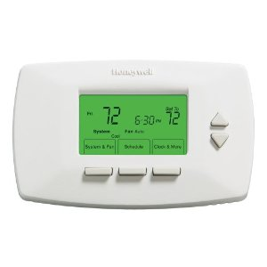 Cheap but Reliable Thermostat: the Honeywell RTH7500D