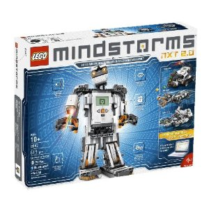 LEGO Mindstorms NXT 2.0 – Toys For Big Kids