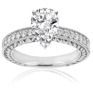 Romantic Diamond Cuts For Your Engagement Ring