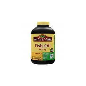 Fish Oil Supplements For Both Brain and Body