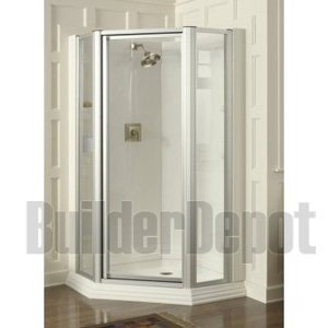 Bathroom on Corner Shower Stall Units Are Great For Bathrooms With Limited Space