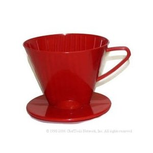 single cup coffee filter holder