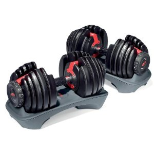 Smart Home Gym Equipment: Adjustable Dumbbells And Bike Trainers