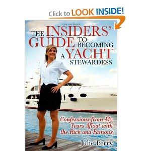 job on a luxury yacht