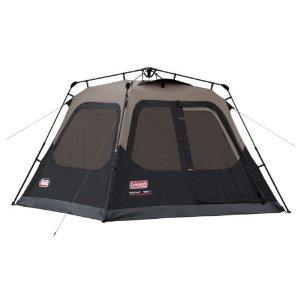 4 man coleman instant tent