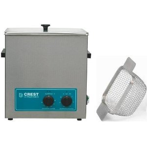 crest table top ultrasonic cleaner