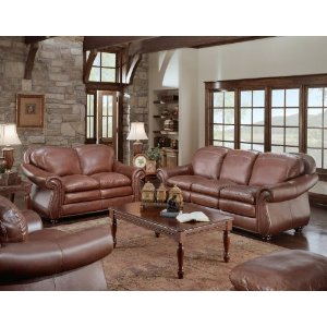 leather furniture sets
