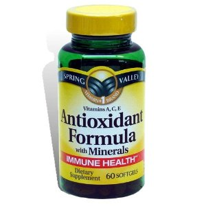 Benefits of Taking Antioxidant Supplements
