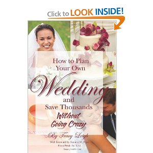 books about how to plan your own wedding