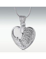 sterling silver memorial jewelry