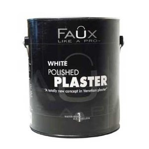 image of a gallon of polished plaster
