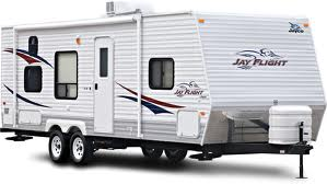 image of a Jayco Travel Trailer