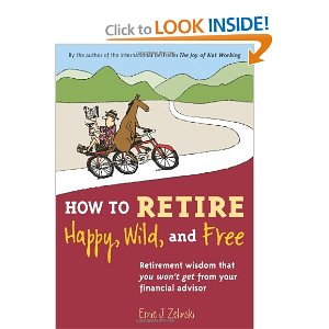 image of a retirement planning book