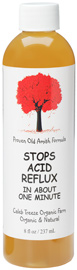 image of stops acid reflux bottle - amish natural heartburn relief