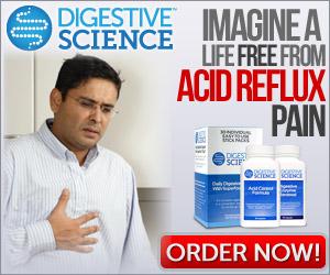 acid reflux remedy