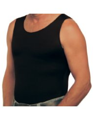 a guy's slimming undershirt