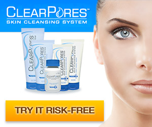 Clear Pores acne treatment system