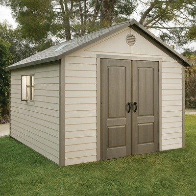outdoor garden storage shed