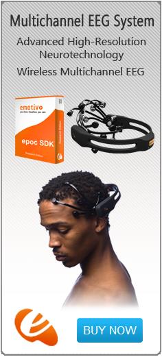 mind control eeg headsets from Emotiv