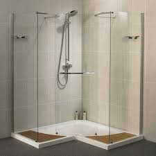 Corner Shower Unit
